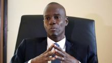 Haiti's president-elect hit with money laundering allegation