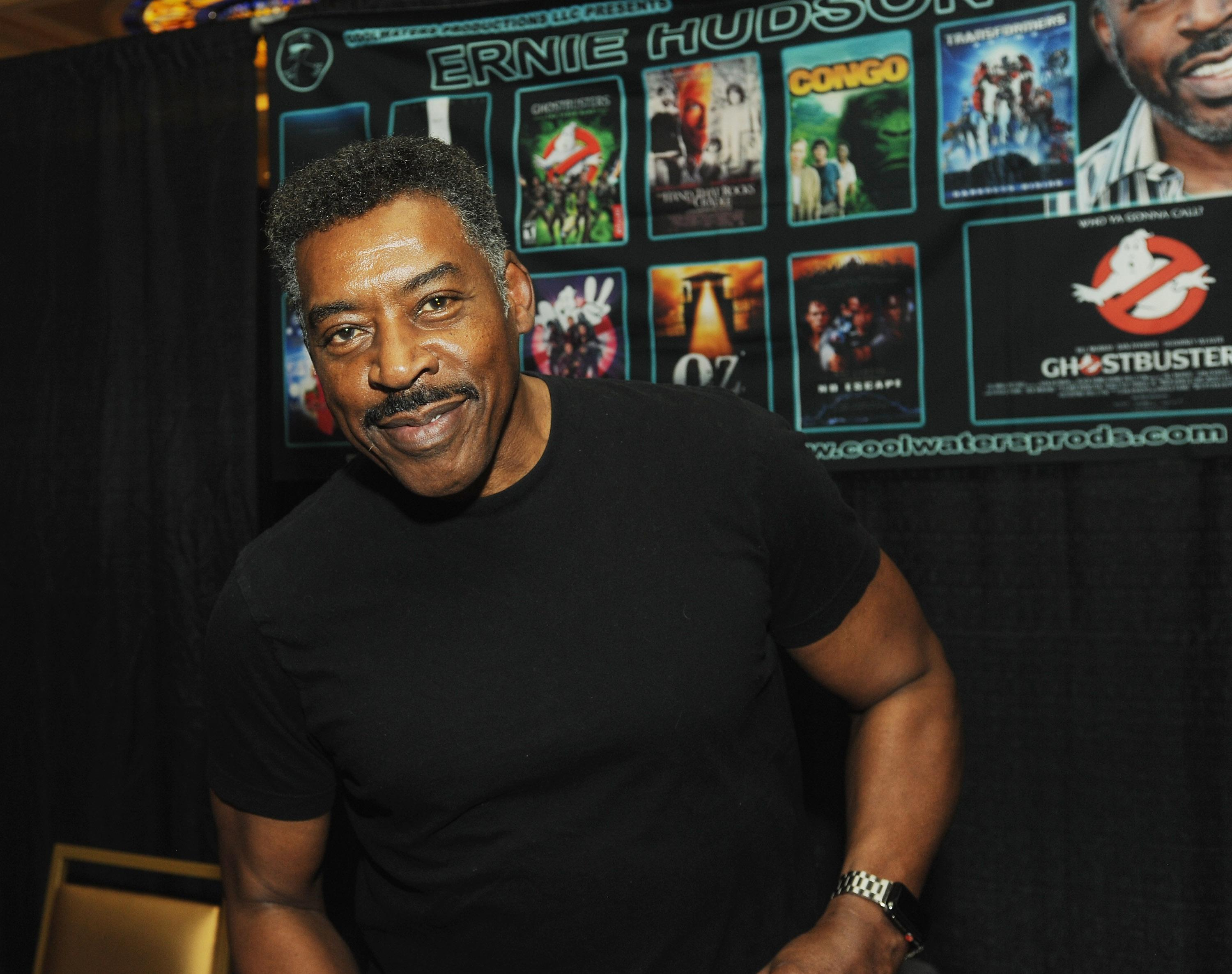 Ernie Hudson on the minimization of his 'Ghostbusters' character and race: 'You can't be a victim in this stuff'