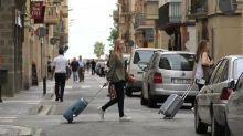 Empresas prevén un menor crecimiento turístico si sigue la tensión en Cataluña