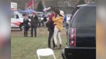 Las imágenes de la hija de Barack Obama y su novio que no le van a gustar a Michelle