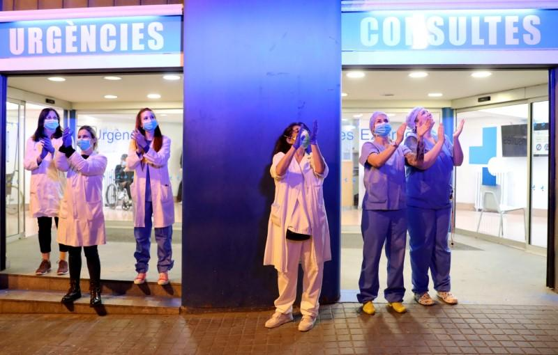 COVID-19: Spain Emerges Second In Europe With 1,300 Deaths
