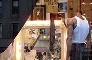 Polo Ralph Lauren offers literal window shopping
