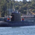 This What Happened When Russia's Spy Submarine Caught Fire And Sank