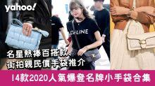 2020手袋|名牌手袋入門推介!網購Celine/Loewe/Chloe小手袋合集