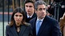Michael Cohen's daughter calls Ivanka Trump 'phony' and 'gross' in scathing Vanity Fair interview