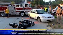 Off-duty SDPD officer seriously injured in crash