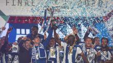 Trotz langer Unterzahlt: Porto macht Double-Sieg perfekt