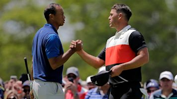 Thomas: Don't compare Koepka to Tiger yet