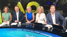 Channel Nine stands by its new Today show panel