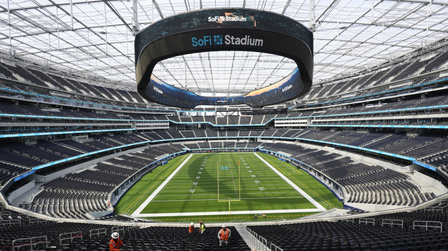 L.A. NFL teams ready to relocate if needed