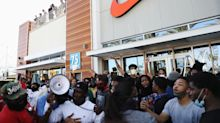 Nike is setting the tone for sports brands in its response to the George Floyd protests
