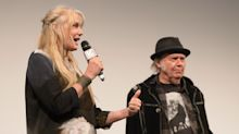 Neil Young, Daryl Hannah talk 'Paradox' film: 'We're very lucky to have found each other'