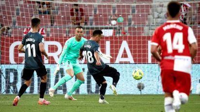 La maldición del Girona en el 'play-off' de ascenso sigue engrandeciéndose