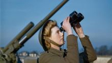 Extraordinary Second World War photos taken in colour film released by Imperial War Museum