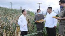 North Korean leader thankful typhoon damage wasn't worse