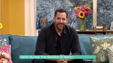 David Blaine and Eamonn Holmes reunited 18 years after infamous awkward interview