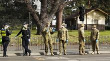 Military to come knocking on Vic doors