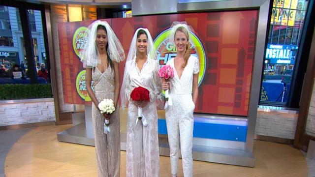 First Look at J.Crew Bridal Jumpsuit