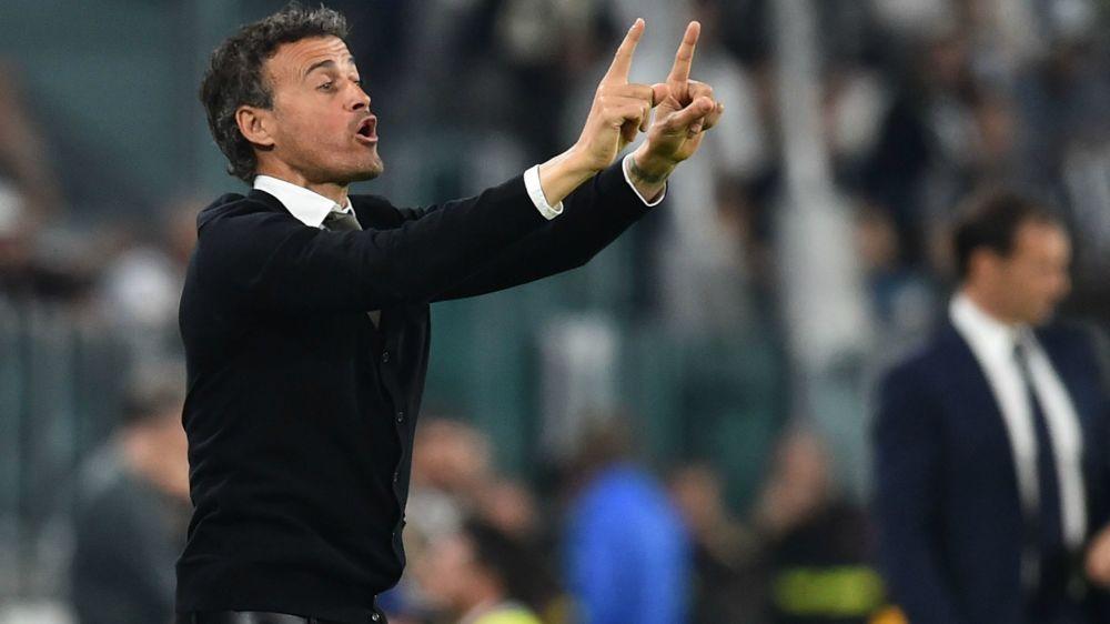El Inter se habría fijado en Luis Enrique de cara a la próxima temporada