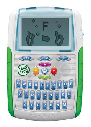 """LeapFrog intros """"smartphone"""" for your little one (or you)"""