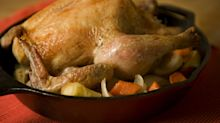 How cooking a roast dinner can make your home as polluted as a major city