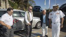 Preocupados por la salud del Rey Juan Carlos I