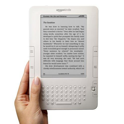 Official-looking Kindle 2 pictures and pricing leak out
