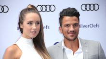 Peter Andre reveals wife's sex ban after royal baby made him broody