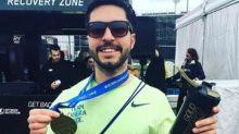 Runner dies after collapse in London Marathon