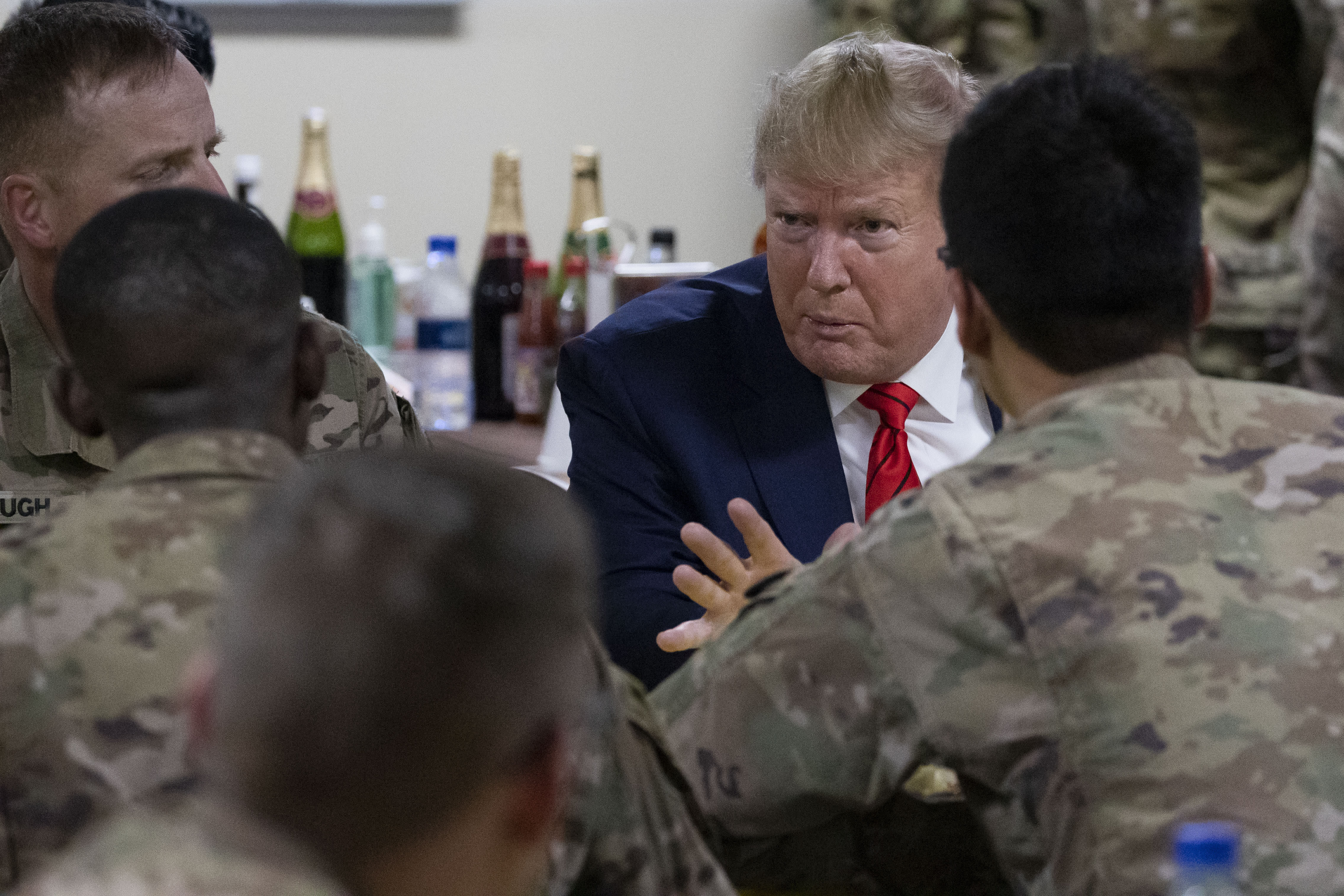 Trump budget zeroes out funding for Stars and Stripes, the military's newspaper