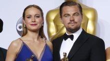 Leonardo DiCaprio Had ABrief Cameo In Room Alongside Fellow Oscar Winner Brie Larson
