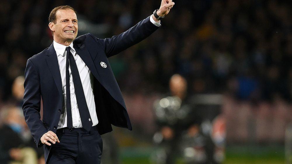 Juve-Coach Allegri: Neapel ist wie Barca