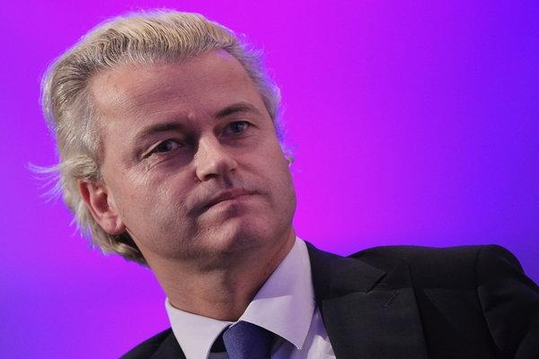 A Dutch former member of parliament and far-right activist who once called the