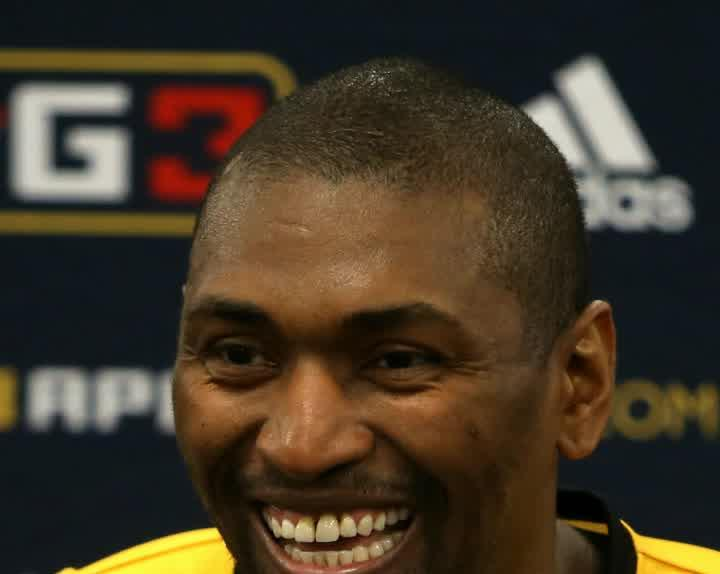 04e070eec Metta World Peace gets ejected from BIG3 game for punting basketball ...