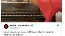 Cucaracha trolea episodio de Nailed It! México y Netflix se lo toma con humor