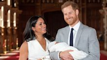 Meghan and Harry share a new picture of baby Archie for Father's Day