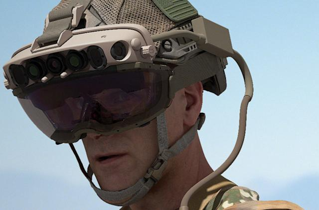 Microsoft wins 10-year contract supplying AR tech to the US Army