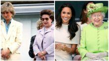 """Die Queen wollte nicht, dass Meghan Markle sich """"wie Prinzessin Diana fühlt"""""""