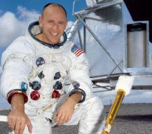 Alan Bean: Fourth man to walk on Moon dies aged 86, Nasa announces