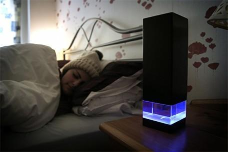 Tower iPhone dock discourages late-night iPhone use
