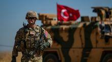 Pentágono: até mil soldados americanos deixarão norte da Síria
