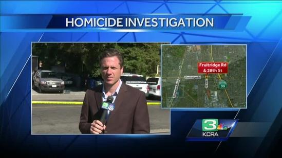 Family: Woman slain at South Sac business mother of 2
