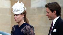 Casamento discreto para a princesa Beatriz, neta de Elizabeth II
