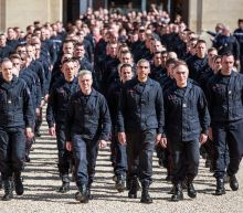 Paris honours 'exemplary' firefighters for saving Notre-Dame