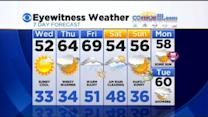 Kate's Wednesday Afternoon Forecast: April 1, 2015