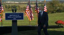 Biden's Gettysburg speech calls for national unity