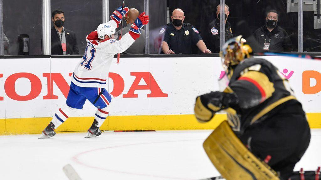 Pressure on Vegas with semifinal series shifting to Montreal