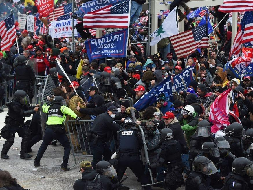 Charges Are Coming for at Least 100 More Capitol Rioters, Feds Warn, Making the Investigation and Prosecution of the Capitol Attack One of the Largest in American History