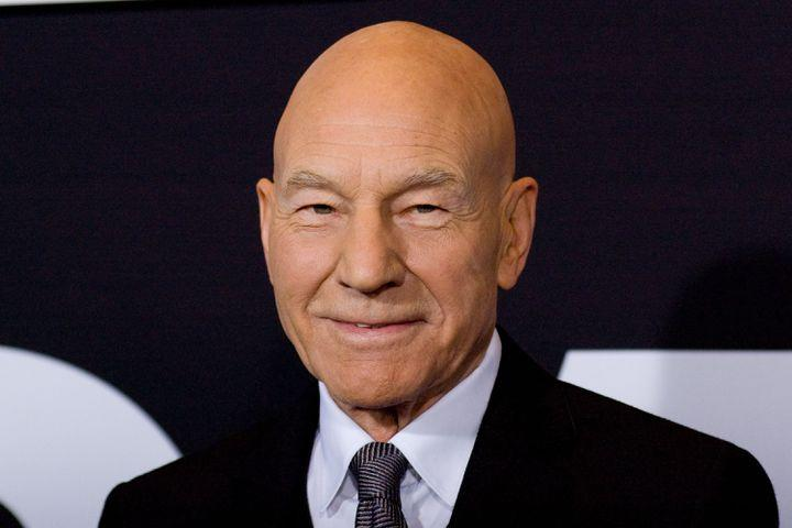Patrick Stewart Reveals He Uses Weed Like, Every Single Day