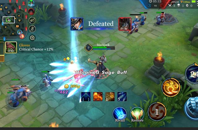 'Arena of Valor' officially launches on Nintendo Switch in September
